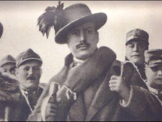 mussolini 1915