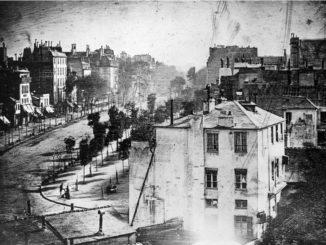 prima fotografia boulevard