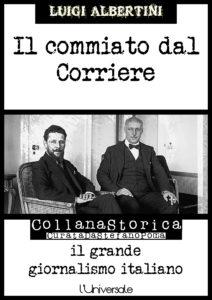 Il commiato dal Corriere