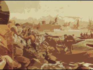 Sbarco in Sicilia di Giuseppe Garibaldi