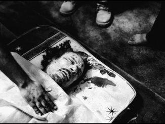 Gheddafi dead