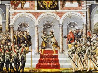 Il trattato di Cateau Cambresis