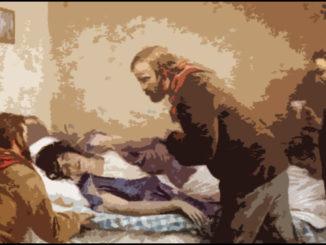 Morte di Anita Garibaldi