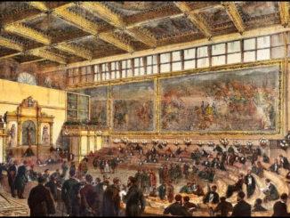 Parlamento Firenze capitale