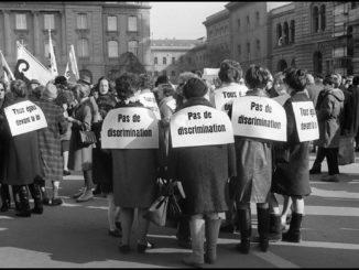 Voto donne Svizzera 1971